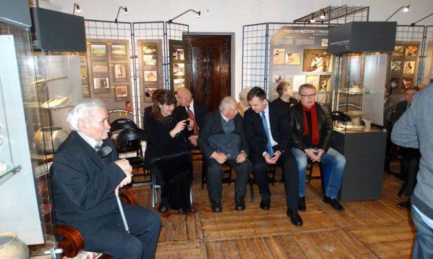 Wręczenie dyplomu Honorowego Obywatela Miasta Piotrkowa Trybunalskiego