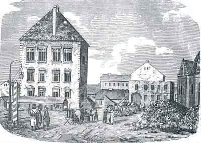 9 - Zamek Królewski - Kłosy 1868