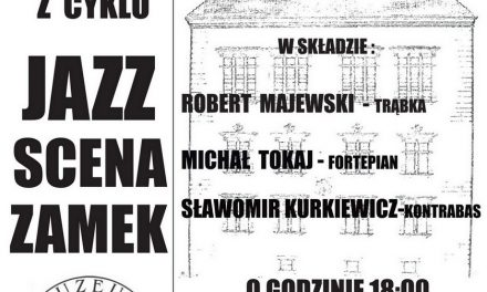 Program koncertu Jazz scena zamek
