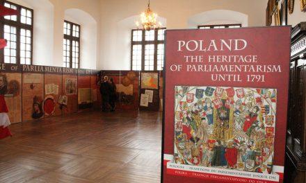 Wystawa: Polskie Tradycje parlamentaryzmu do 1791 r.