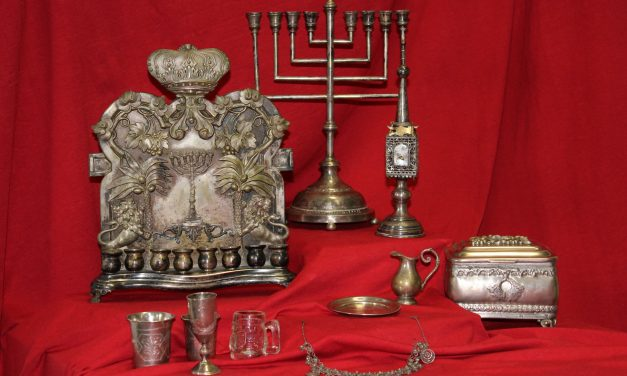 Piotrkowskie judaika- pamiątki po piotrkowskich Żydach