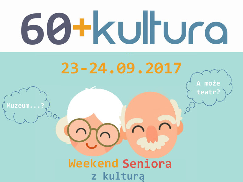 23-24.09.2017 – weekend seniora