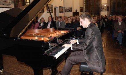 Koncert Rafała Mokrzyckiego