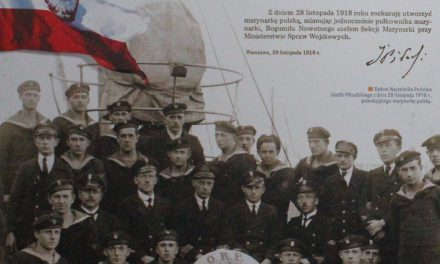 """WYstAwa """"Marynarka wojenna w stuleciu odrodzonej rzeczypospolitej"""""""