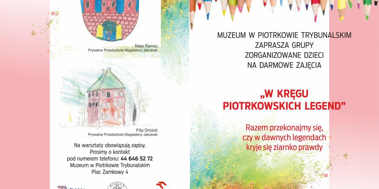"""Warsztaty """"w kręgu piotrkowskich legend"""""""