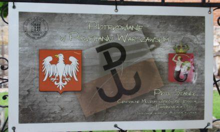 Piotrkowianie w powstaniu warszawskim