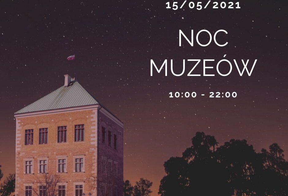 Noc Muzeów 15 maja 2021 roku