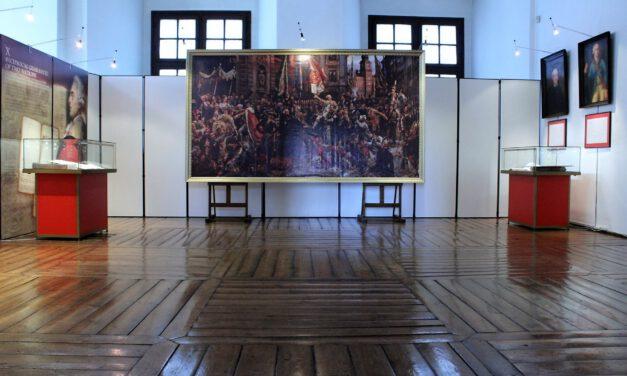 """Wystawa """"konstytuacja 3 maja a piotrkowianie"""""""